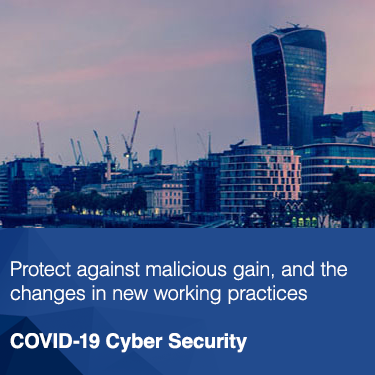 Cyber Security & COVID 19
